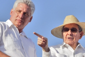 Cuba ta conoce su presidente nobo e siman aki