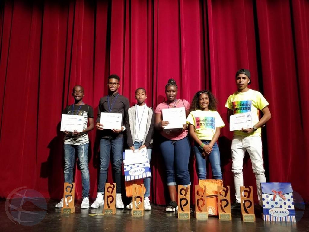 Arte di Palabra ABC organisa pa prome biaha na Aruba