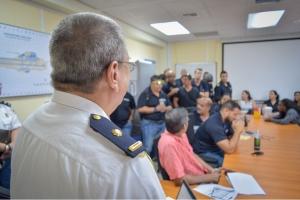 Acuerdo Unidad di traficacion y contrabanda di hende firma awe