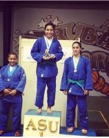 Rumannan Chiara y Sophia Petrocchi ganadornan di Copa Hubenil Gobernador Felipe B. Tromp