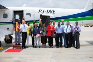 Divi Divi Air a inaugura ruta Corsou – Aruba