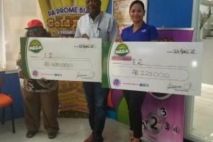 Premio di 700 mil florin a wordo buska na Lotto