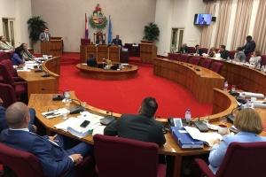 Presupuesto 2018 a keda aproba den Parlamento