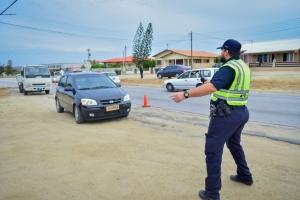 Control di trafico a produci 189 multa y 7 detencion