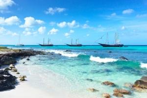 Forbes: Aruba ta competi cu paisnan grandi cu miho deal pa zomer