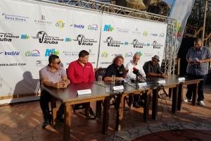 Jorge Celedon y Anacaona den Caribbean Sea Jazz Festival 2018