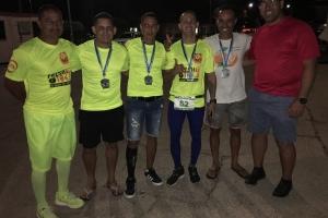 Team Brandweer 1 a caba Ronde van Aruba 2018 prome