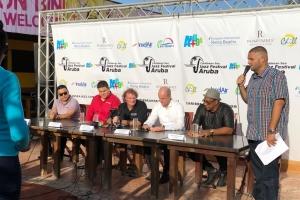 Chill ta e cerbes oficial di Caribbean Sea Jazz Festival 2018