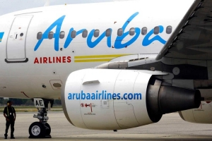 Buelo Aruba-Punto Fijo ta esun mas cortico comercial di mundo