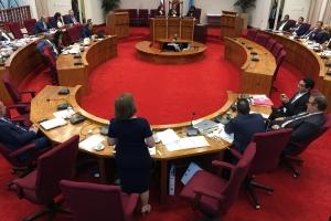 Parlamento a pasa cambionan di ley pa introduci crisisheffing