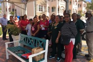 Trahadonan di Caribbean Palm Village den accion