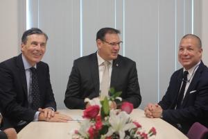 'Cas di Seguridad' inaugura pa Gobernador Boekhoudt awe