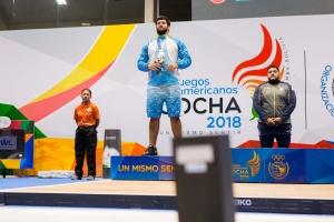 Joel Kuiperi ta gana Plata den XI Juegos Suramericanos na Cochabamba 2018