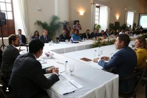 Venezuela y islanan ABC mas cerca di otro despues di ultimo reunion