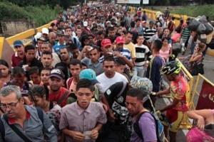Islanan Caribense man na cabez pa crisis migratorio Venezolano