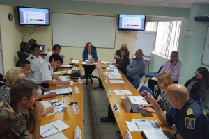 Training multidisciplinario pa horcan ta tuma lugar na Aruba