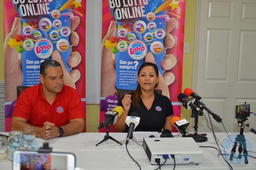 Ridderstap: Cu Lotto online, a bin un grupo nobo acerca cu ta cumpra lotto