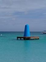 Proyecto di renobacion di e pier dilanti Riu Antillas ta cla