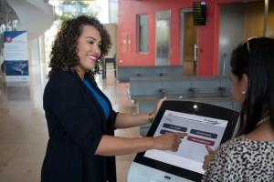 Aruba Banki cu opcion di self service nobo di e-Appointment 24/7/365