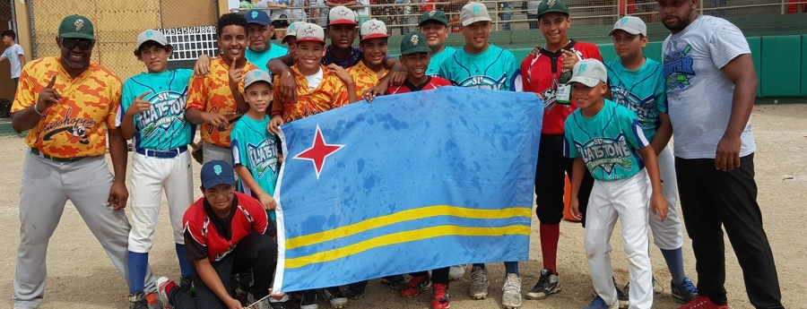 Aruba Center Little League a gana North League y bira campeon invicto