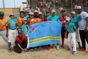 Aruba Center Little League a gana North League y bira campeon invicto