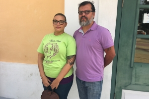 Mayornan di Zinnia Croes por biba cu sentencia cu polis a haya