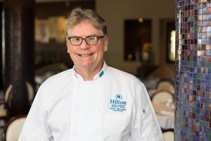 Experiencia gastronomico na Hilton Aruba Caribbean otro siman