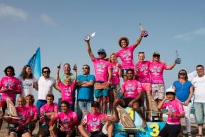 Sarah Quita Offringa 15 biaha campeon mundial di windsurf