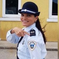 Vocero policial suplente Liliana Rasmijn promovi den Cuerpo Policial