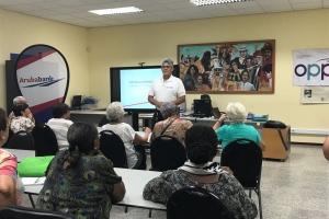 Aruba Bank a inaugura programa di 30 aña di Hubileo OPPA