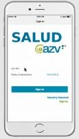 APP di AZV cla pa wordo activa pa rate calidad di servicio