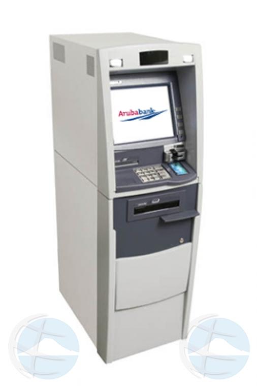 Aruba Bank a sigura cu su machinan di ATM ta safe pa uso
