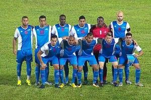 Seleccion nacional di futbol di Aruba ta empata 0 - 0 cu Guadeloupe