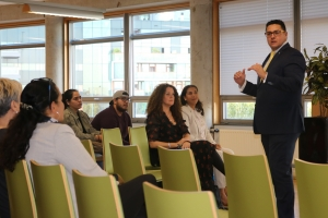Arubahuis ta introduci team di mentornan nobo na studiantenan na Hulanda