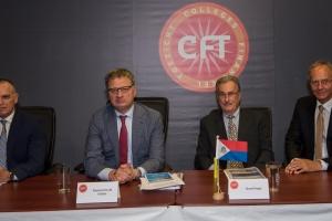 Palabracion entre gobierno di Corsou y CFT a evita aanwijzing