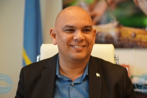 Minister Otmar Oduber a splica kico a pase cu el a keda hospitalisa