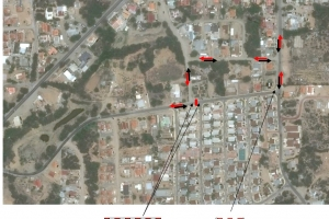 Ceramento di caminda en conexion cu trabounan di mantencion