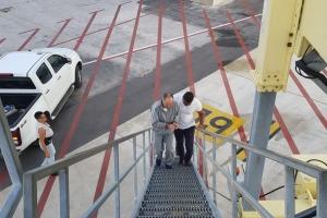 Homber Bulgaro extradita di Corsou pa Alemania