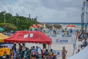 Aruba Beach Tennis Open 2018 ta finalisa diadomingo