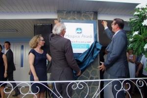 Aruba su prome Hospice, 'Atardi' a habri su portanan den weekend