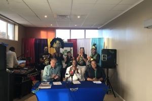 BENU y Royal Carnival Group ta cla pa Carnaval 65