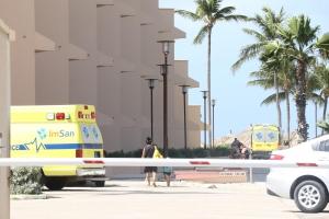 Turista ta fayece despues di a landa na Palm Beach