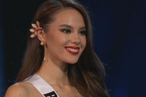 Catriona Gray di Filipinas ta bira Miss Universo 2018