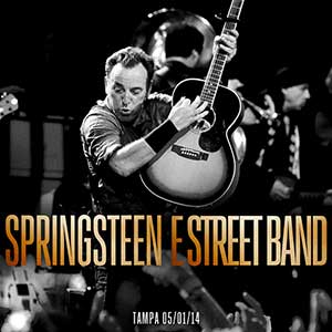 Bruce Springsteen Amp The E Street Band May 1 2014