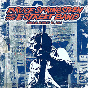 Bruce Springsteen & The E Street Band:1/19/16 United Center, Chicago, IL