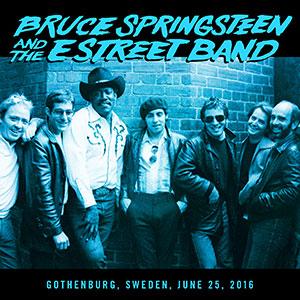 Bruce Springsteen Live Concert CDs & Downloads