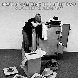"BRUCE SPRINGSTEEN and the E STREET BAND – "" Palace Theatre Albany"
