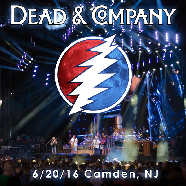 Dead and Company July 10, 2016, Alpine Valley Music Theatre