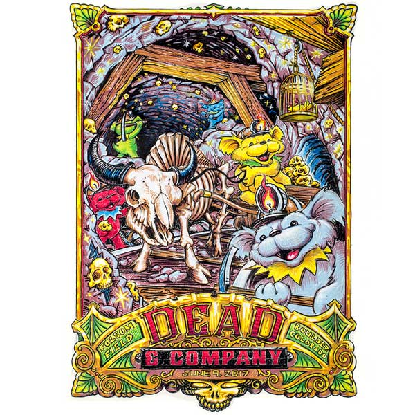 dead and company june 9 2017 folsom field boulder co mp3 and flac live dead company. Black Bedroom Furniture Sets. Home Design Ideas