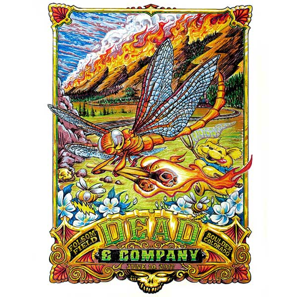 dead and company june 10 2017 folsom field boulder co mp3 and flac live dead company. Black Bedroom Furniture Sets. Home Design Ideas